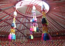 Nomad Yurt Hostel | Чолпон-Ата | Иссык-Кульский музей-заповедник | дартс Кровать в общем 6-местном номере для женщин