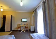 ПАРК ХАДЖОХ | Каменномостский | Лаго-Наки | С завтраком Улучшенный двухместный (2 односпальные кровати)