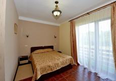 ПАРК ХАДЖОХ | Каменномостский | Лаго-Наки | С завтраком Стандарт двухместный (1 кровать, балкон)