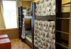 ХОСТЕЛЫ РУС - СОВЕТСКИЙ | Липецк | Wi-Fi | С завтраком Кровать в общем четырехместном номере для женщин
