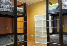 ХОСТЕЛЫ РУС - СОВЕТСКИЙ | Липецк | Wi-Fi | С завтраком Кровать в общем 10-местном номере для мужчин и женщин