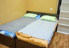 ХОСТЕЛЫ РУС - СОВЕТСКИЙ | Липецк | Wi-Fi | С завтраком Двухместный номер с 1 кроватью и общей ванной комнатой