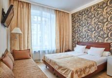 БОНЖУР НА КАЗАКОВА | м. Курская, Чкаловская | С завтраком Бизнес двухместный (2 кровати)