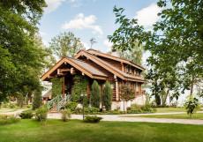 Сенешаль | Seneshal лучший загородный СПА отель | на берегу озера Сенеж Шале улучшенное (5 спален + доп. место)