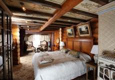 Сенешаль | Seneshal лучший загородный СПА отель | на берегу озера Сенеж Люкс (вид на озеро)