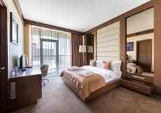 Арфа Парк-отель Улучшенный (кровать