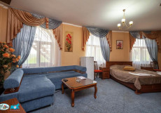 Горное Настроение | Даховская | Лаго-Наки | С завтраком | Wi-Fi Делюкс двухместный (1 кровать)