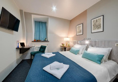 А1 Отель -  A1 Hotel Стандарт двухместный (1 двуспальная или 2 односпальные кровати)