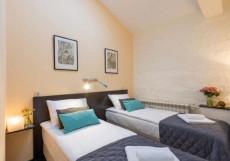 А1 Отель -  A1 Hotel Двухместный (1 двуспальная или 2 односпальные кровати, мансарда)