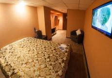 ПЕРИНА ИНН | PERINA INN | м. Белорусская | Улица 1905 года Делюкс с кроватью размера «king-size»