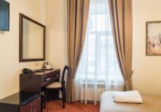 Соло на Адмиралтейской | Санкт-Петербург | С завтраком | Парковка Стандарт двухместный (2 односпальные кровати)