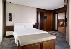 Минск Марриотт - Minsk Marriott Hotel Люкс роскошный (посещение лаунджа)