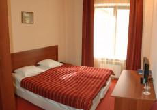 РЕГИНА НА ПЕТЕРБУРГСКОЙ | центр Бюджетный двухместный с одной кроватью или двумя отдельными кроватями