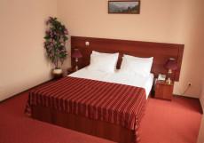 РЕГИНА НА ПЕТЕРБУРГСКОЙ | центр Улучшенный двухместный с одной кроватью или двумя отдельными
