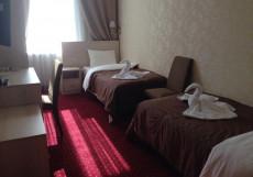 GOLDEN HOUSE ОТЕЛЬ | Красные ворота Двухместный эконом-класса с двумя отдельными кроватями