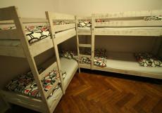 НА АБОРДАЖ | Смоленская Койко-место в общем шестиместном номере