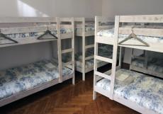 НА АБОРДАЖ | Смоленская Койко-место в общем восьмиместном номере для мужчин и женщин