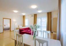 Парковый Квартал Апарт-отель | Гостиничный комплекс Имеретинский Апартаменты (1 спальня)