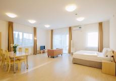 Парковый Квартал Апарт-отель | Гостиничный комплекс Имеретинский Апартаменты-студио