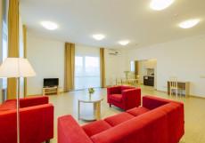 Парковый Квартал Апарт-отель | Гостиничный комплекс Имеретинский Апартаменты (3 спальни)