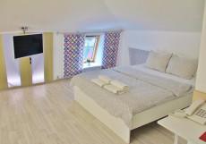 Арт Инн - Art Inn | Самара | Парковка | Wi-Fi Двухместный (1 кровать, мансарда)