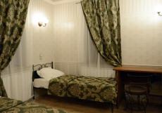 FORT ROSS | 24 км от Санкт-Петербурга | 10 км от Пулково Двухместный с двумя отдельными кроватями и собственной ванной комнатой