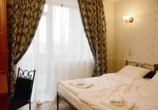FORT ROSS | 24 км от Санкт-Петербурга | 10 км от Пулково Двухместный с одной кроватью и балконом