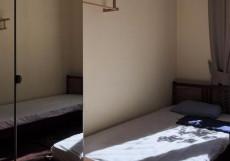 Атмосфера Мини-отель | м. Киевская | Wi-Fi Кровать в общем номере для мужчин и женщин