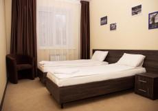 ГагарИнн | Казань | Разрешено с животными Стандарт двухместный (2 односпальные кровати)