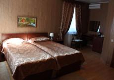 Уют | Сергиев Посад | Wi-Fi Комфорт двухместный (1 двуспальная или 2 односпальные кровати)