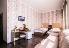 Шах Палас - Shah Palace | Бишкек | С завтраком Улучшенный двухместный (2 кровати)
