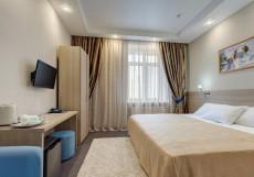 На Смирновской 25 Комфорт двухместный (1 двуспальная или 2 односпальные кровати)