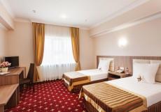 МАСК | 7 км от Пятигорска Стандартный двухместный с двумя отдельными кроватями
