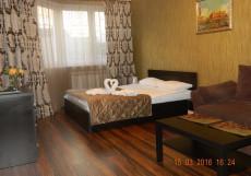 УЮТ | ХИМКИ | Общая кухня | Wi-Fi Делюкс двухместный (1 кровать)