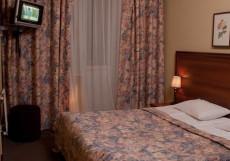 Вернисаж | Санкт-Петербург | м. Гражданский проспект | Wi-Fi Стандарт двухместный (1 двуспальная или 2 односпальные кровати)