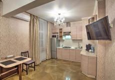 Kutuzoff на Киевской | м. Киевская, Выставочная | ОТЕЛЬ ДЛЯ КУРЯЩИХ Апартаменты (2 спальни)