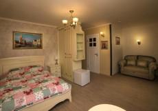Отель Остров Парк (Пляж, Первая линия) Двухместный (1 двуспальная кровать)