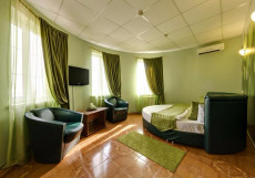 Мартон Амиго | Краснодар | Кругликовский бульвар | Сауна Улучшенный двухместный номер с 1 кроватью