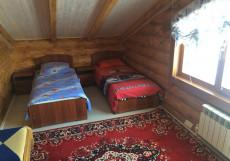 ВИЗИТ НА АЗИНА | 40 км от аэропорта Ижевска Двухместный с двумя отдельными кроватями
