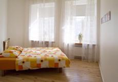 Swiss STAR - Суисс Стар | Санкт-Петербург | С завтраком Стандарт двухместный (2 кровати, общая ванная комната, вид на реку)