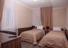 Travel Стандарт двухместный (1 двуспальная или 2 односпальные кровати)