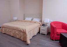 Travel Комфорт двухместный (1 двуспальная или 2 односпальные кровати)
