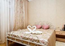 Мартон Череповецкая | Волгоград | Родомский сквер Двухместный номер Делюкс с 1 кроватью