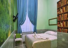 Апраксин | Санкт-Петербург | м. Сенная Площадь | Wi-Fi | Общая кухня Стандарт двухместный (1 кровать)