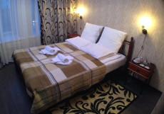 Тверская 5 Мини-отель | м. Охотный Ряд | Театральная Улучшенный двухместный (кровать 'king-size')