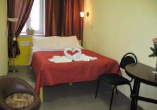 Тверская 5 Мини-отель | м. Охотный Ряд | Театральная Стандарт двухместный (1 кровать)