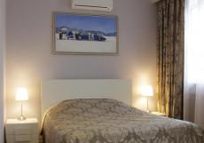 БЛАНКО | Тамань | парковка | кухня Двухместный с кроватью размера «king size»