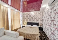 Frantel Palace | Волгоград | С завтраком Улучшенный двухместный (гидромассажная ванна)