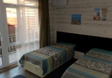 ФЛАМИНГО | Голубицкая | Тамань Классический двухместный с двумя отдельными кроватями