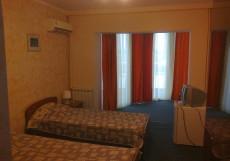 ФЛАМИНГО | Голубицкая | Тамань Стандартный двухместный с двумя отдельными кроватями